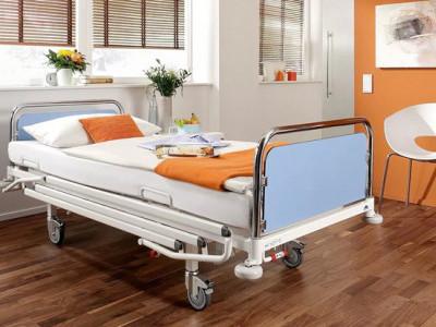 Многофункциональные кровати для лежачих больных