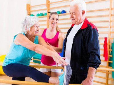 Польза суставной гимнастики