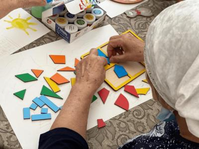 Отделение дневного пребывания пожилых людей и инвалидов